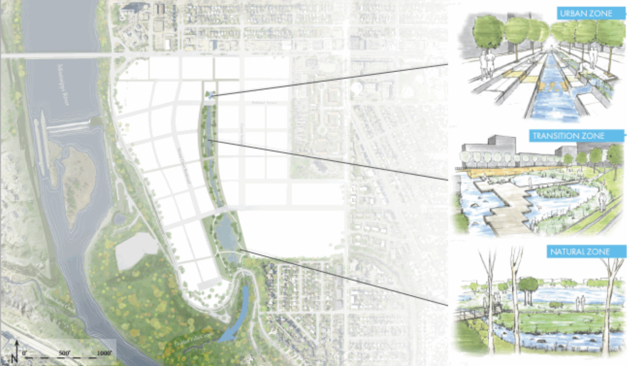 Justifying Green Stormwater Design for St Paul