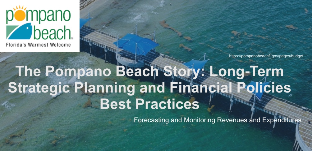 How Pompano Beach, FL Budgets to Stay on Track with Strategic Plan Objectives thumbnail